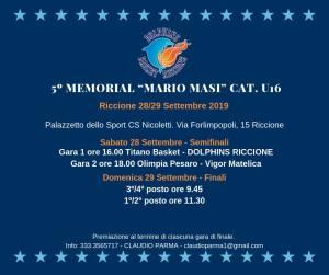 2019_09_29_U16_memorial_masi_00_locandina